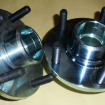 RX7 Series 1&2 Steel Front Hubs Ford 5 Stud Pattern