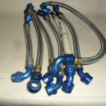 #12 Braided Hose    @1